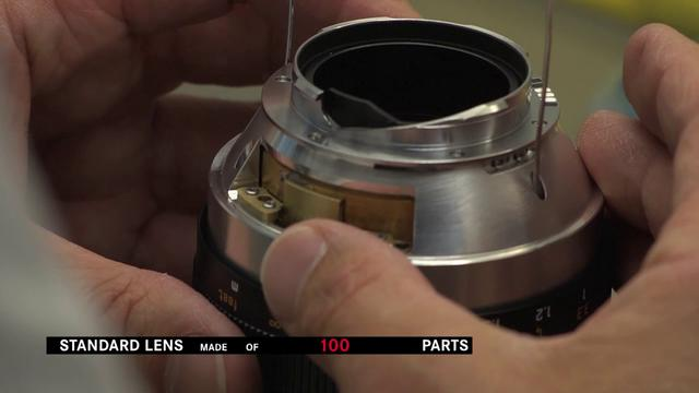 Leica Lens Factory Tour