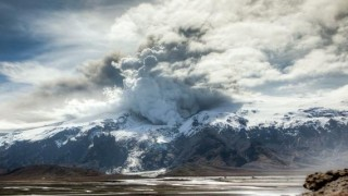 Time Lapse :: Eyjafjallajökull, Iceland